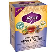 yogi tea stress relief