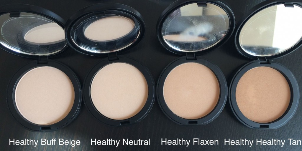 Healthy Finish Powder SPF 15