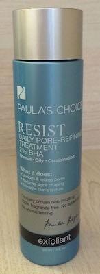resist daily pore refining treatment 2 BHA