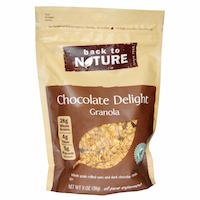 Back to Nature Chocolate Delight Granola