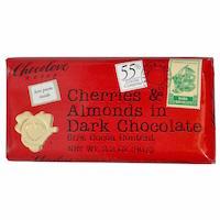 Chocolove Cherries Almonds Dark Chocolate