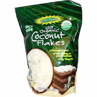 Edward Sons Organic Coconut Flakes