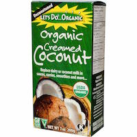 Edward Sons Organic Creamed Coconut