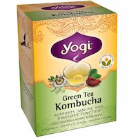 yogi tea kombucha 1