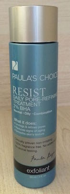 resist daily pore refining treatment 2 BHA