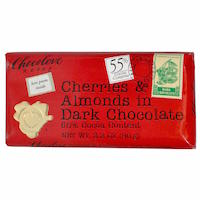 Chocolove Cherries Almonds Dark Chocolate