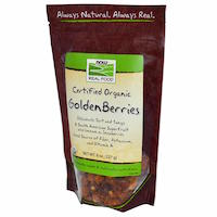 Now Foods Organic Golden Berries