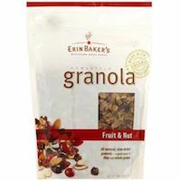 erin baker's granola fruit nut