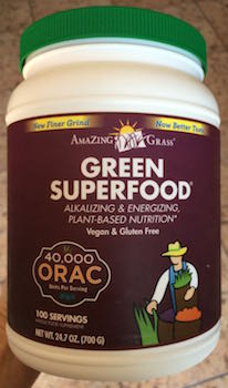 amazing grass green superfood orac