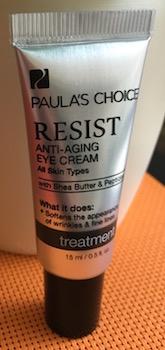Resist Eye Cream